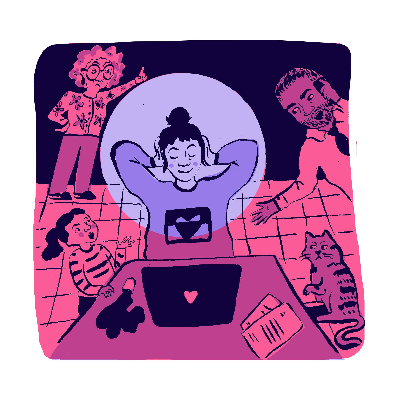 Reducing Stress at Home